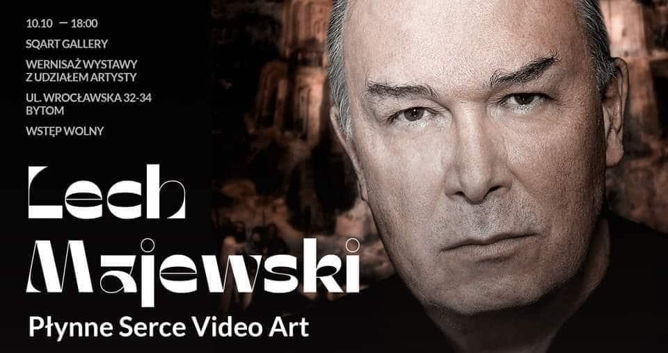 Video-arty Lecha Majewskiego w Bytomiu (Radio Piekary)